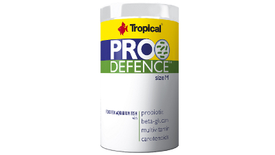 Tropical Pro Defence  Size M 100ml fish food