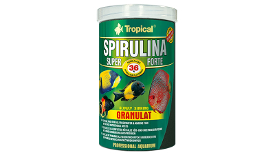 SUPER SPIRULINA FORTE  - fish food - 100ml