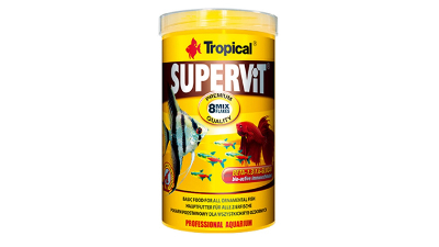 SUPERVIT - multi ingredient food flakes with beta-glukan
