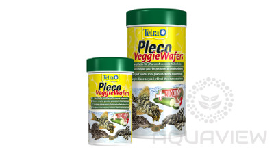 Tetra Pleco Veggie Wafers 100ml +zucchini