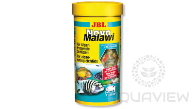 JBL NovoMalawi 250ml - flake food