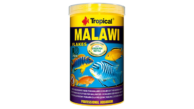 Tropical MALAWI flake fish food - 250ml