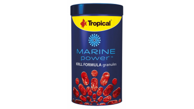 Tropical MARINE POWER KRILL FORMULA GRANULES 250ml