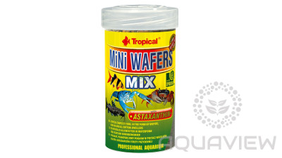 MINI WAFERS MIX 55g 100ml