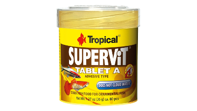 Tropical SUPERVIT TABLETS A - 80 pcs