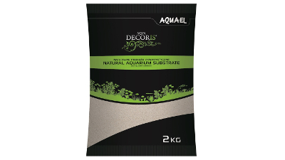 Aquael QUARTZ SAND - decorative sand 2kg