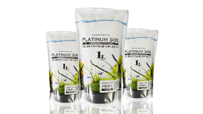 PLATINIUM SOIL POWDER SUBSTRATE 1,6-3,0 mm 1l