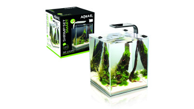 Aquael Shrimp Set LED 30l - biały - Aquaview